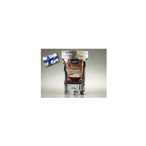 Ksylitol - cukier brzozowy 500g Fiński ( Danisco) / Swojska Piwniczka (5905669050555). Najniższe ceny, najlepsze promocje w sklepach, opinie.