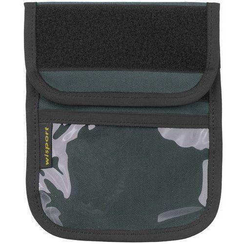 Wisport Paszportówka patrol cordura graphite (patrol.graphite) (5902431601311)