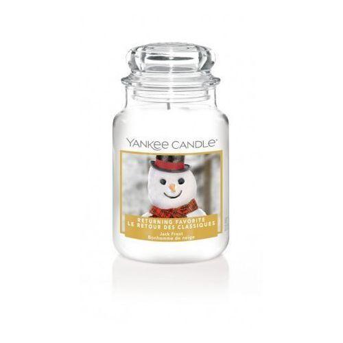 Yankee Candle Jack Frost duża świeca zapachowa 623g (5038581061795)