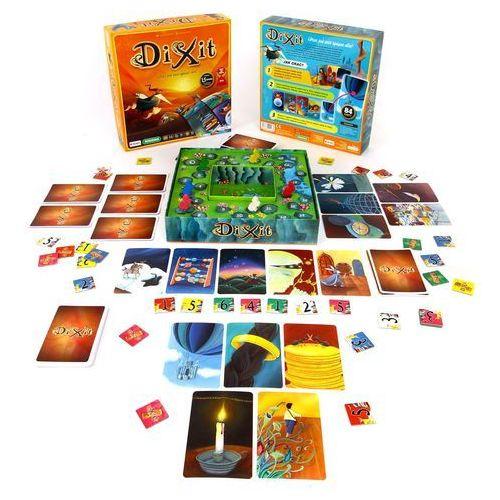 Rebel Gra dixit (edycja polska) niesamowita gra w skojarzenia