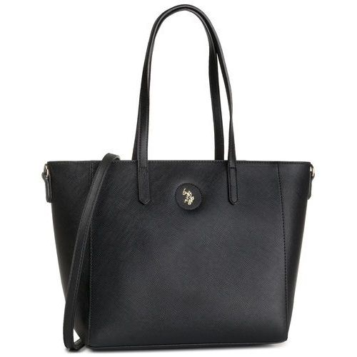 Torebka U.S. POLO ASSN. - Jones Shopping Bag BIUJE0661WVP/000 Black