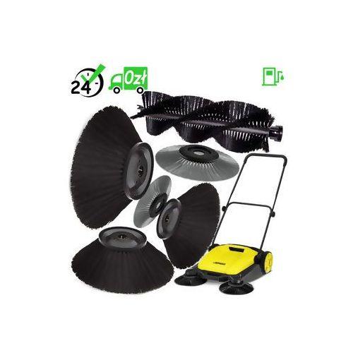 S 650 2w1 (650mm, 1800m²/h) zamiatarka Karcher REFILL FULL #ZWROT 30DNI #GWARANCJA D2D #KARTA 0ZŁ #POBRANIE 0ZŁ #LEASING #RATY 0% #WEJDŹ I KUP NAJTANIEJ