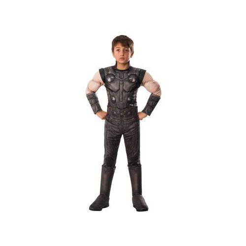 Kostium Thor Deluxe dla chłopca - Roz. M