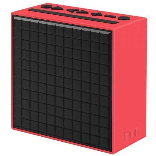 Divoom Głośnik mobilny timebox czerwony (6958444601922)