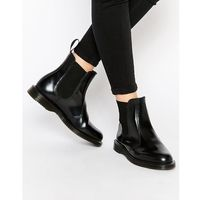 kensington flora black chelsea boots - black marki Dr martens