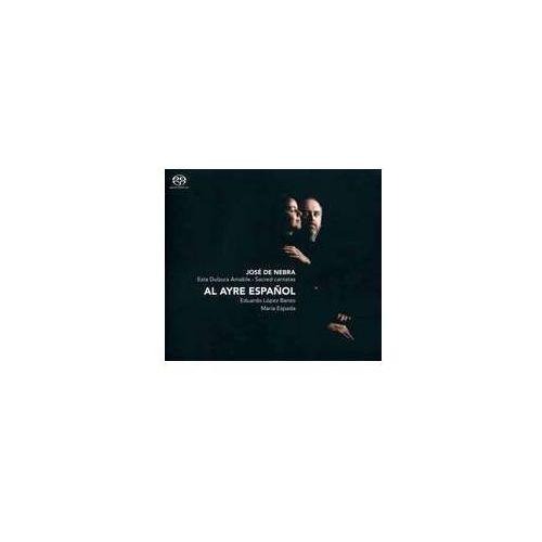 Jose de nebra: esta dulzura amable - sacred cantatas [hybrid sacd] marki Challenge classics