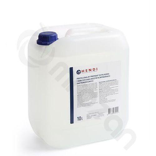 Preparat do płukania i nabłyszczania naczyń w zmywarkach 10 litrów HENDI 975015, 975015