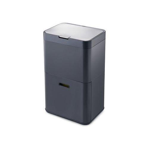 Kosz na śmieci Totem Intelligent Waste 48l grafitowy ZAMÓW PRZEZ TELEFON 514 003 430