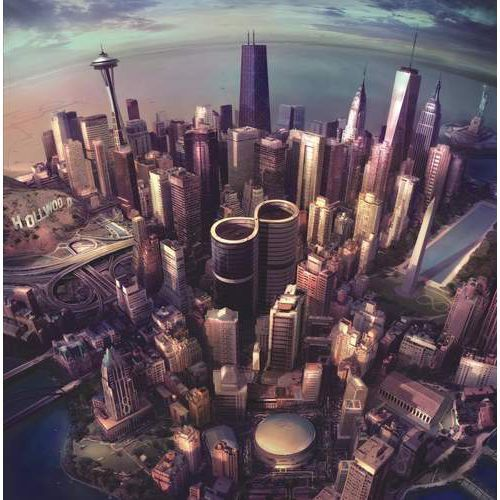 Sonic Highways - Foo Fighters (Płyta CD), 88843090082