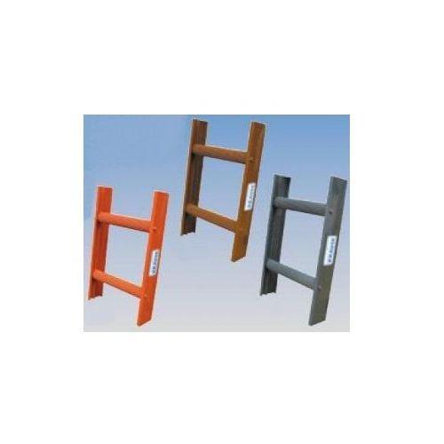 Drabina aluminiowa kominiarska 7 szczebli - 3 kolory marki Krause