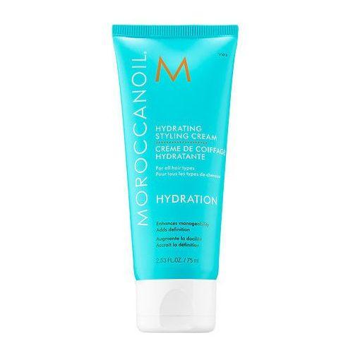 MoroccanOil Hydrating Styling Cream | Organiczny krem do stylizacji każdego rodzaju włosów 75ml (7290011521479)