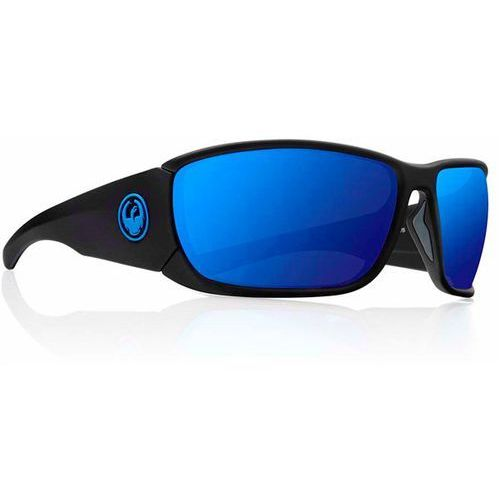 okulary słoneczne DRAGON - Tow In H2O Matte Black Blue Ion (007) rozmiar: OS
