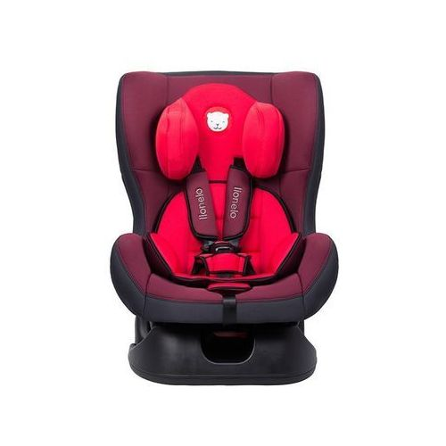 Lionelo fotelik 0-18 kg liam plus red (5902581651563)