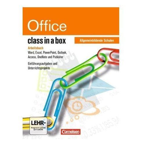 class in a box für Allgemeinbildende Schulen, Arbeitsbuch Office 2010, m. CD-ROM (9783060900084)