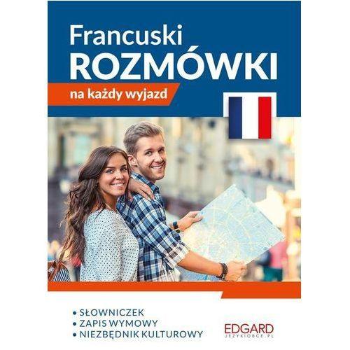 Francuski Rozmówki na każdy wyjazd (224 str.)