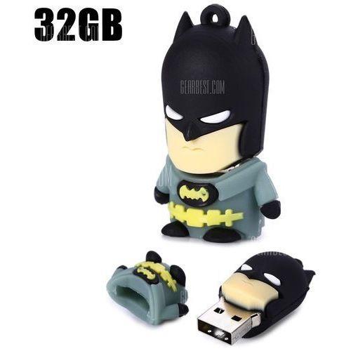 32GB Yellow Belt Batman USB 2.0 Stick / Flash Memory Drive