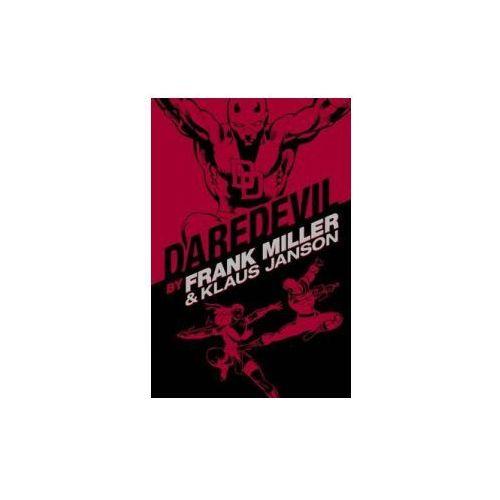 Daredevil by Frank Miller & Klaus Jason Omnibus (New Printin