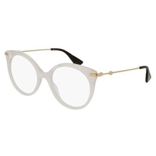 Okulary Korekcyjne Gucci GG0109O 005