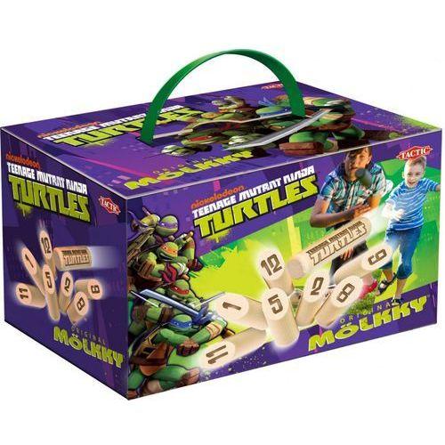 Molkky wojownicze żółwie ninja marki Tactic