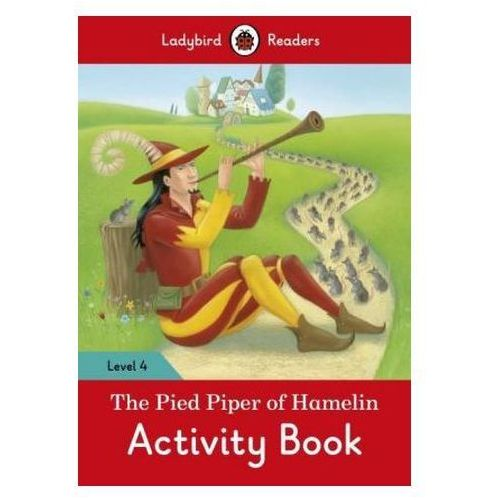 The Pied Piper Activity Book - Ladybird Readers Level 4 (9780241253731)