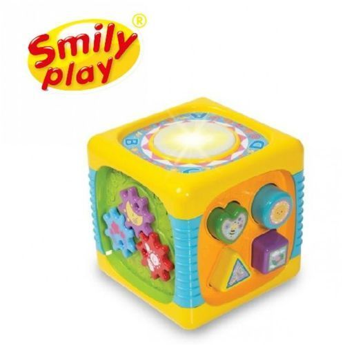 Kostka centrum zabawy marki Smily play