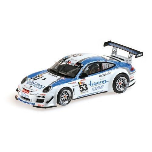 Porsche 911 gt3r #53 vannelet - marki Minichamps