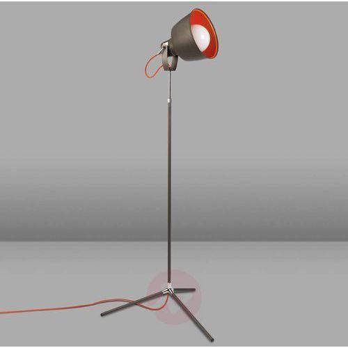 Trójnożna lampa stojąca VINTAGE antracyt (8435111091135)