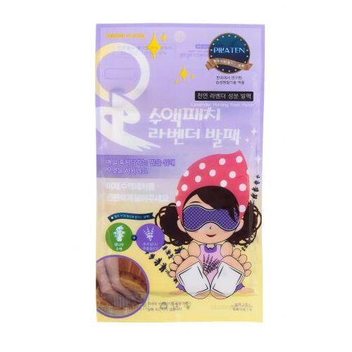 Pilaten nursing foot patch lavender preparat prozdrowotny 7 g dla kobiet