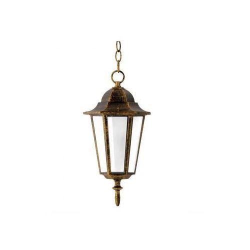Polux Alu1047hp - lampa wisząca zewnętrzna liguria e27/60w/230v