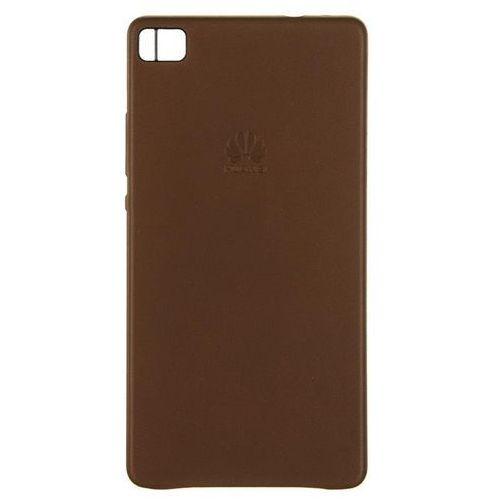 Huawei Etui do p8 brązowy