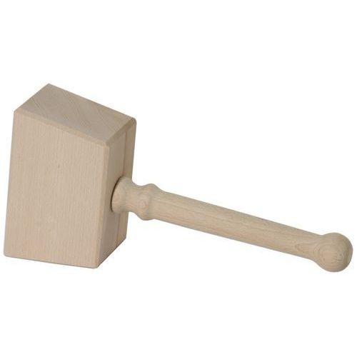 Młotek drewniany do wbijania kranów do beczek 230 mm | CONTACTO, 8084/002