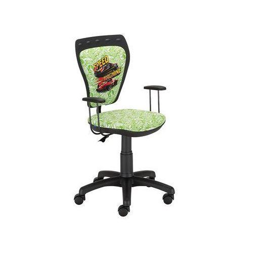 Krzesło dziecięce ministyle hotwheels gtp v8c 4 bl marki Nowy styl