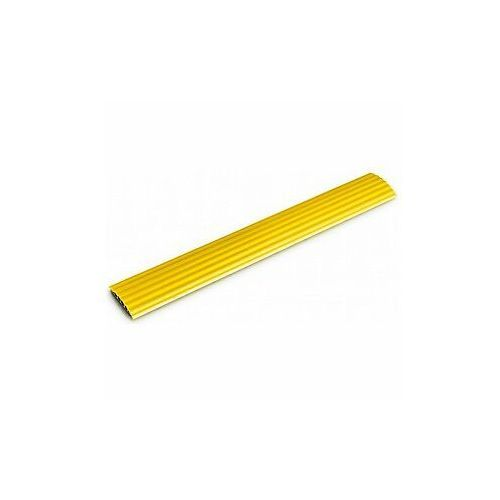 Defender office yel - cable duct 4-channel yellow, most kablowy (4049521121371)