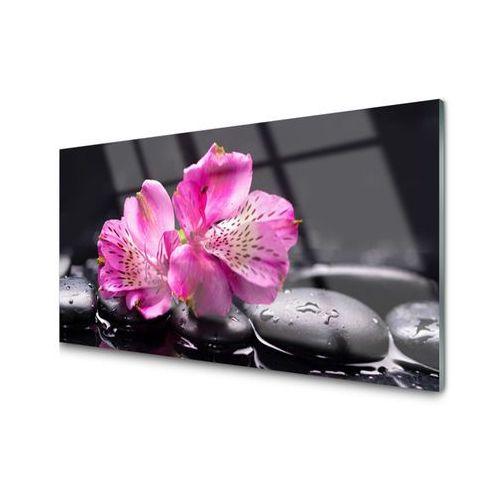 Obraz Akrylowy Kwiaty Kamienie Zen Spa Marki Tuluppl Ibest