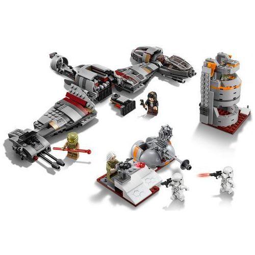 75202 OBRONA CRAIT (Defense of Crait) KLOCKI LEGO STAR WARS. Najniższe ceny, najlepsze promocje w sklepach, opinie.