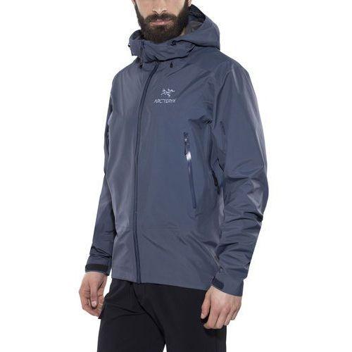 beta sl hybrid kurtka mężczyźni szary m 2018 kurtki przeciwdeszczowe marki Arc'teryx