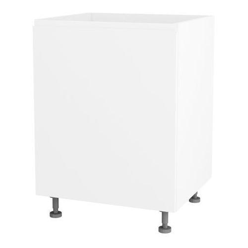 Szafka kuchenna dolna zlewozmywakowa 1-drzwiowa Unik DZ-60/1 biała
