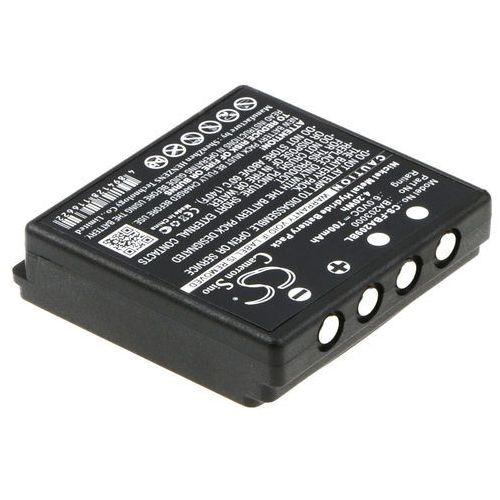 Bateria hbc fub9nm ba209000 ba209060 ba20906 ba209061 700mah 4.2wh nimh 6.0v marki Zamiennik