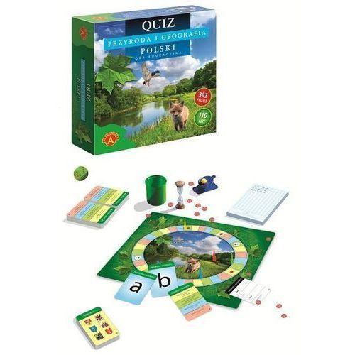 gra quiz przyroda i geografia polski (0517) marki Alexander