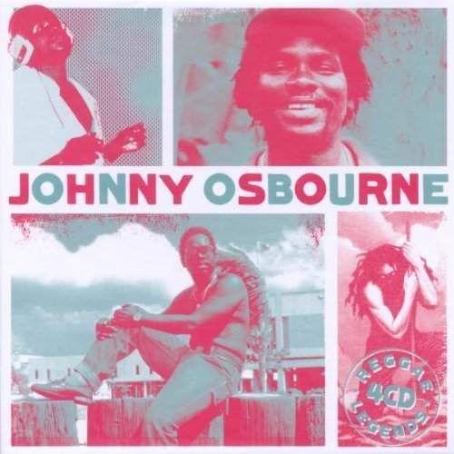 ***deleted*** reggae legends - osbourne, johnny (płyta cd) marki Greensleeves