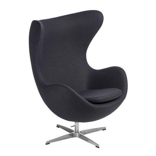 Fotel Jajo kaszmir grafitowy 26 Premium, 99203