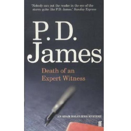 Death of an Expert Witness (9780571230044)