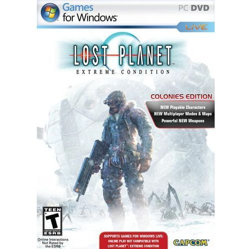 Lost Planet Extreme Condition Colonies Edition (PC)