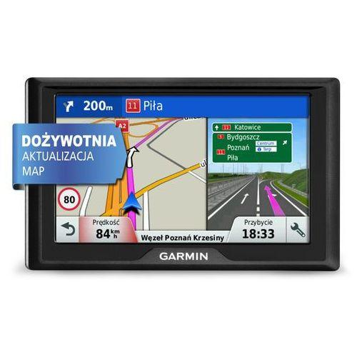 Nawigacja GARMIN Drive 60 LM Centralna Europa z kategorii Nawigacja turystyczna