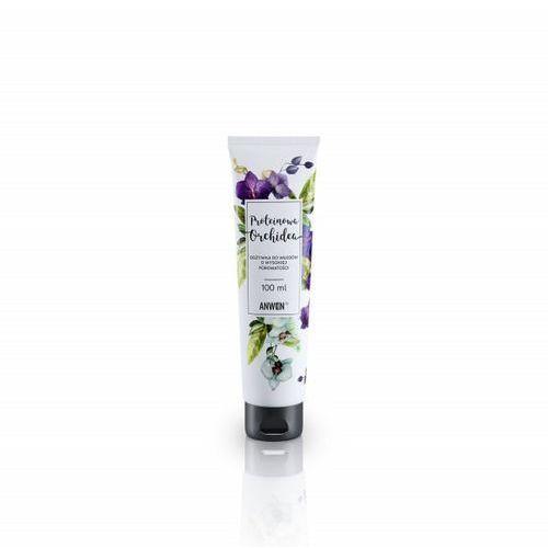 Anwen, odżywka do włosów o wysokiej porowatości, Proteinowa Orchidea, 100ml, 5907222404164