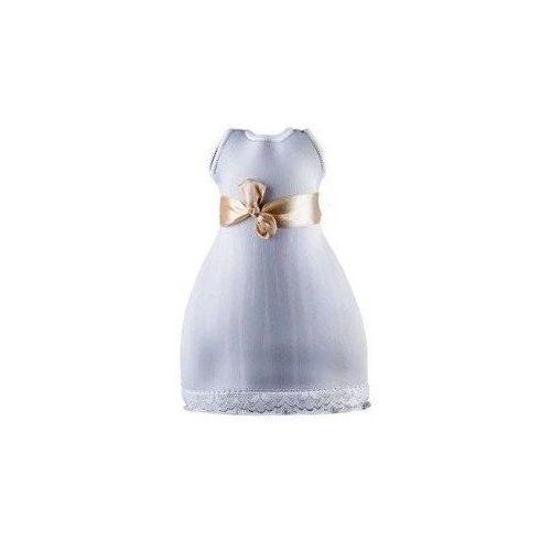 Giftworld Sukienka na butelkę biała