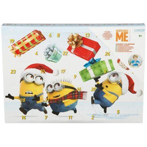 Sambro Kalendarz adwentowy minionki - puzzle (5055114369869)