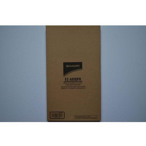 Sharp Fz-a61dfr , filtr węglowy do modelu kc-a60euw fz-a61dfr gwarancja 24m sharp. zadzwoń 887 697 697. raty 0% (4974019764726)