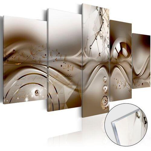 Obraz na szkle akrylowym - artystyczna dysharmonia [glass] marki Artgeist