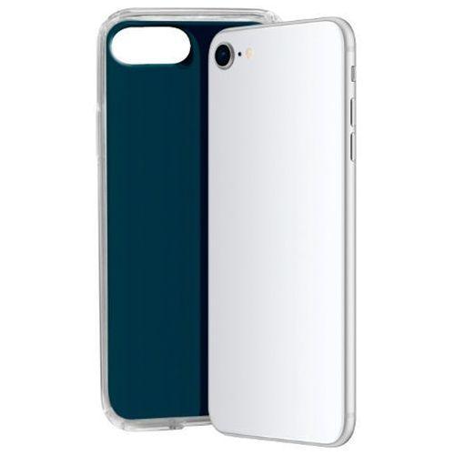 Etui glue case do apple iphone 8/7/6s/6 ciemny niebieski marki Sbs